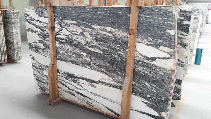 Green Oasis Marble Slabs and Blocks