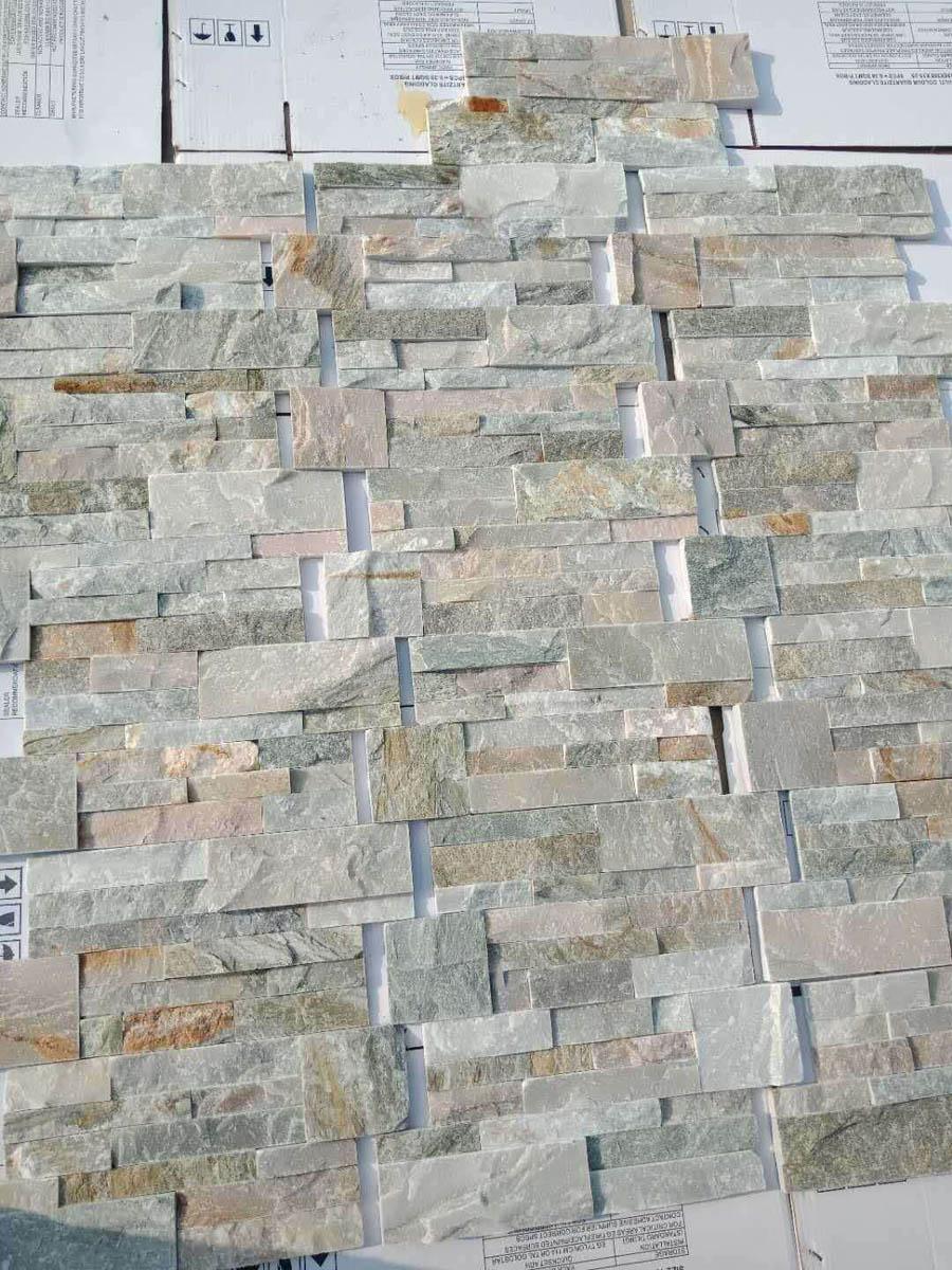 Green Slate Cultre Stone Wall Cladding
