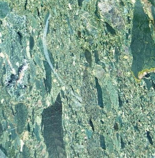 Green Breccia MNA Marble