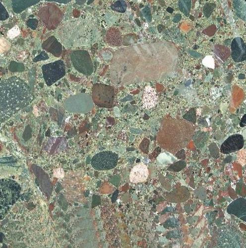 Green Breccia Marble