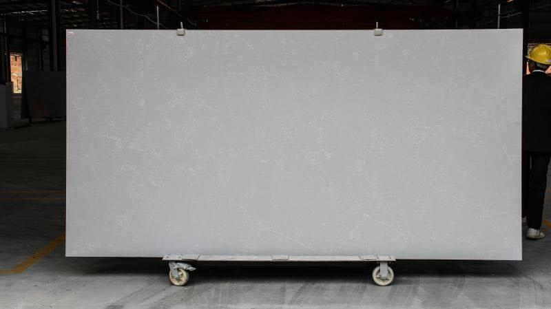 Grey Artificial Stone Slabs Quartz Slabs