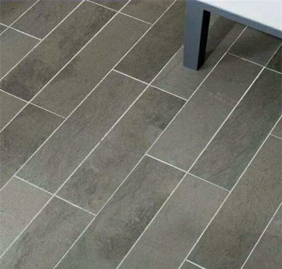 Grey Foussana Limestone Flooring Tiles