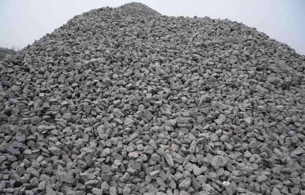 Grey Granite Aggregate Item Granite Construction Crushed Gravel ...