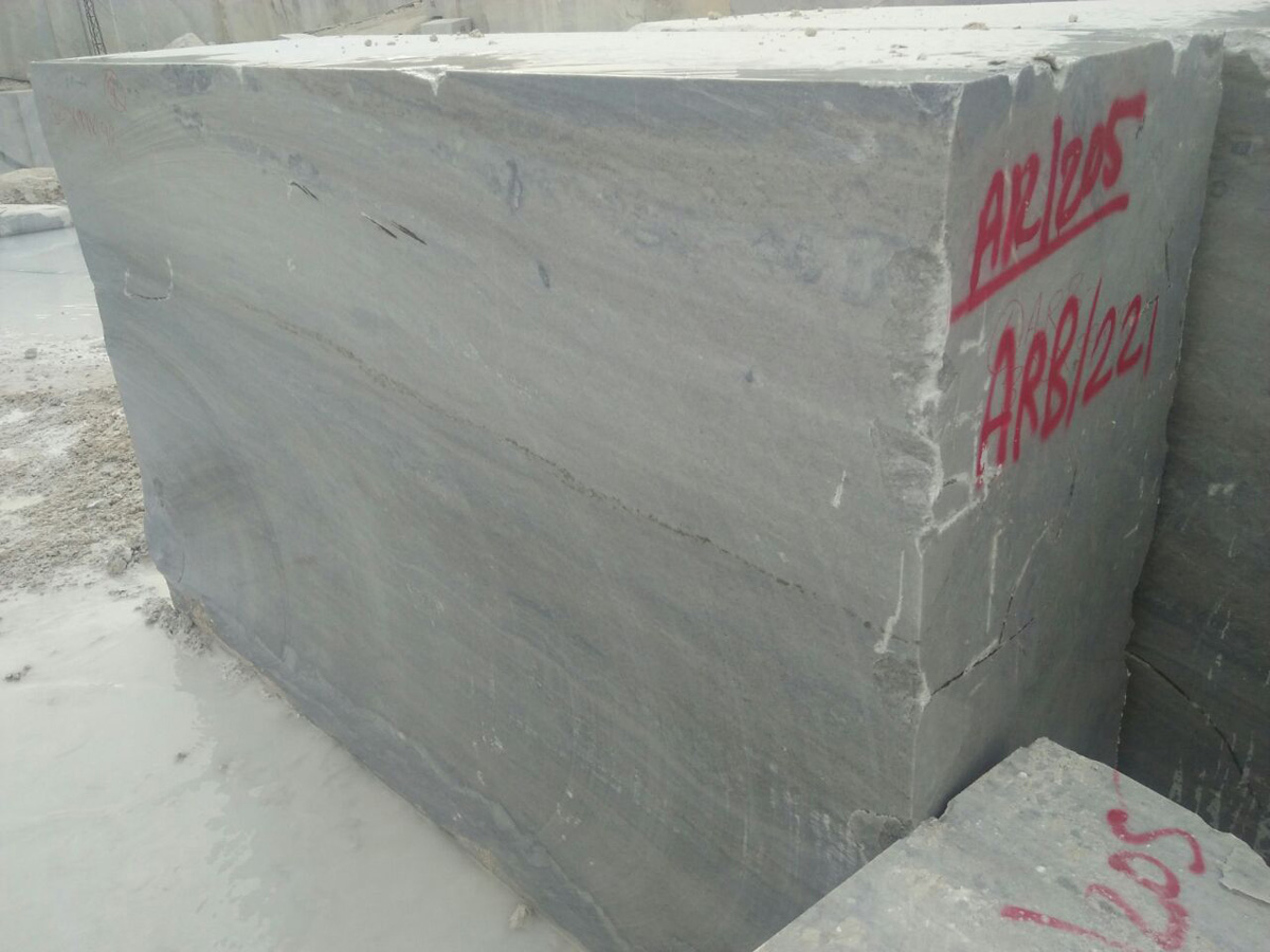 Grey Granite Block