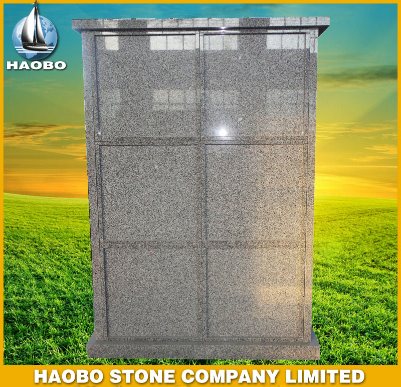 Grey Granite Columbarium HBCL001