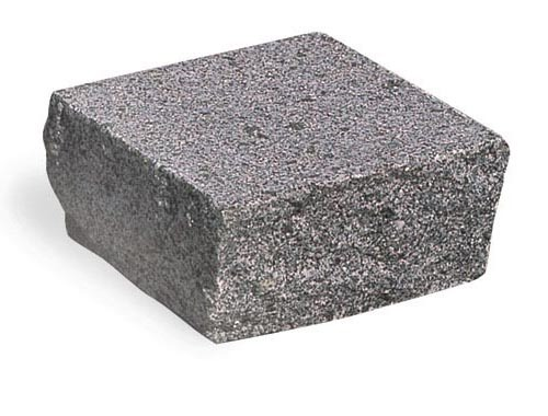 Grey Granite Cubic Stone Landscaping Stone