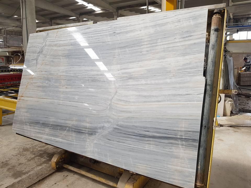 Grey Marble Slabs