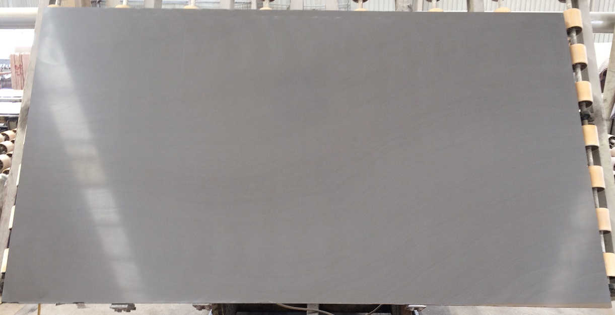 Grey Metallic Sandstone Polished Slabs