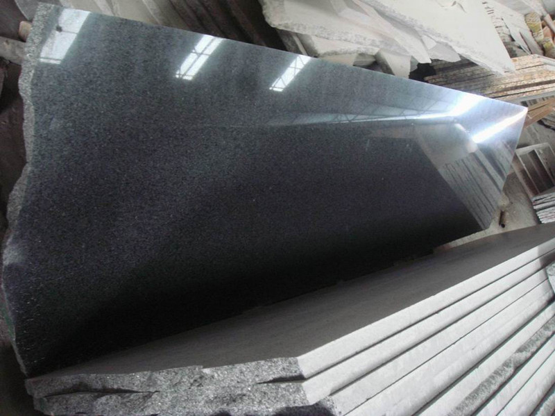 Grey Polished Granite G654 Granite Slabs