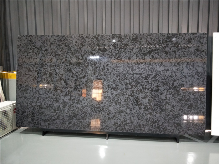 Grey Quartz Slab