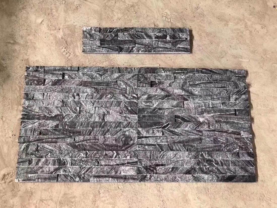 Grey Quartzite Culture Stone for Walling