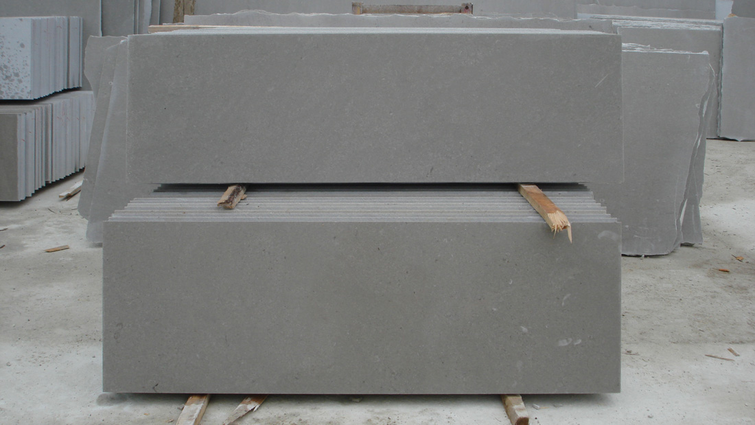 Grey Rhine Marble Slabs