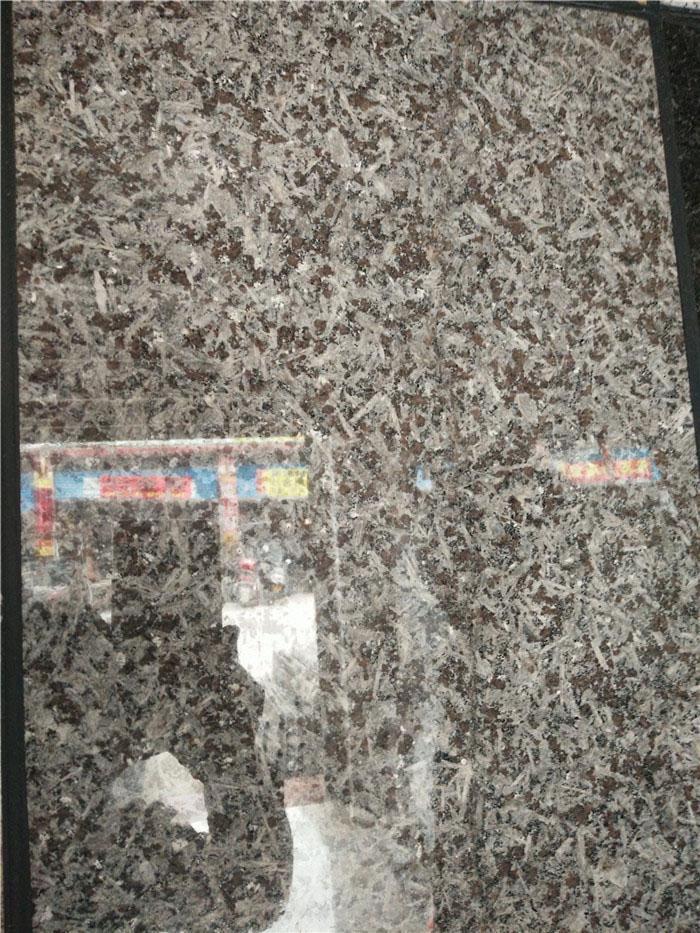Grey San Louis Granite Polished Tiles