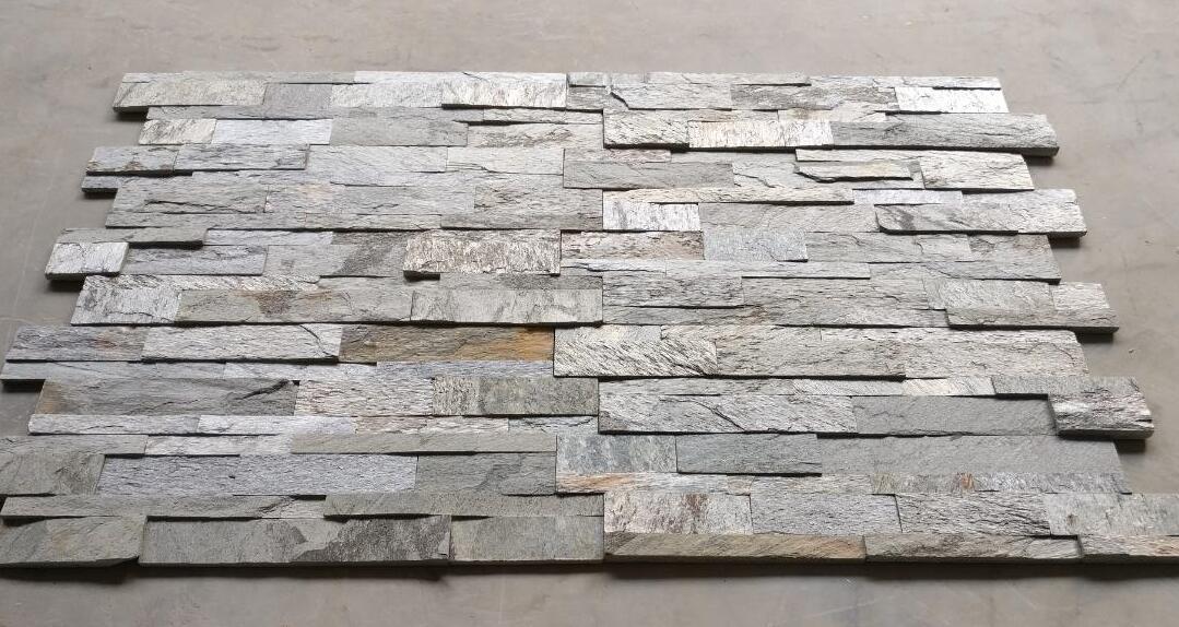 Grey Stone Wall Cladding Culture Stone