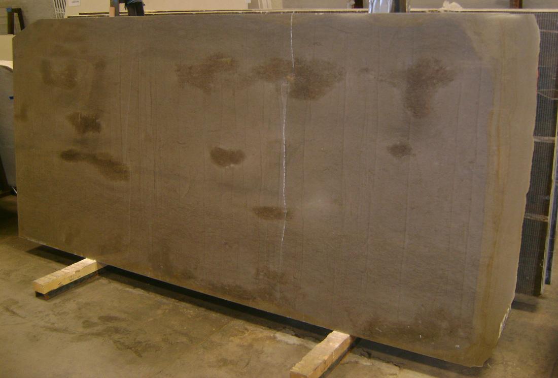 Grigio Armani 2cm Limstone Slabs Competitive Brown Limestone Slabs