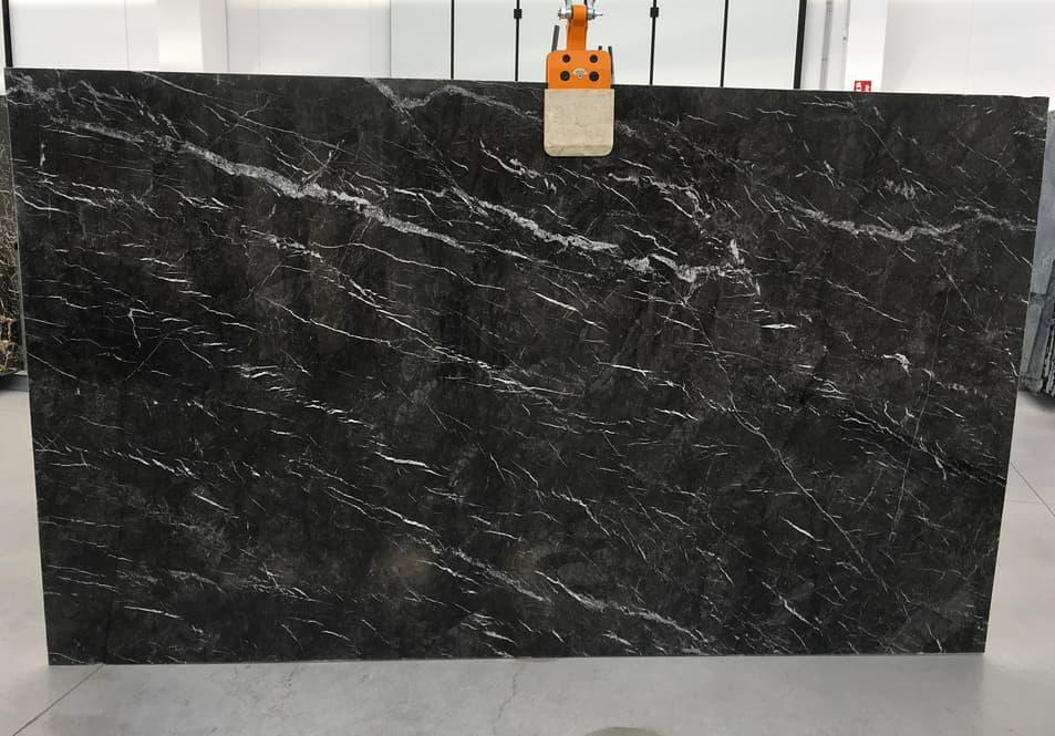 Grigio Carnico Marble Slabs Black Marble Slabs