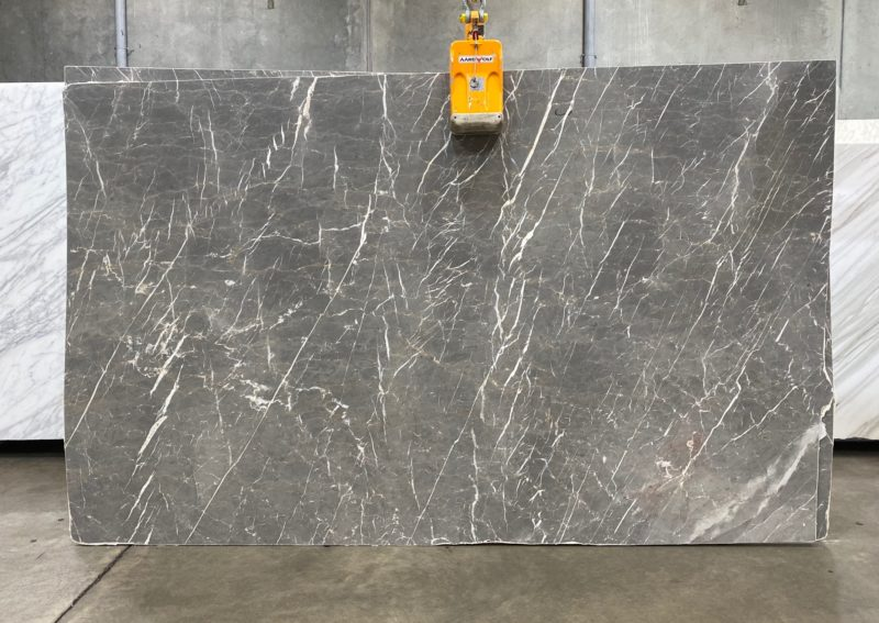 Grigio Marrone Marble Slabs Italy Grey Marble Stone Slabs