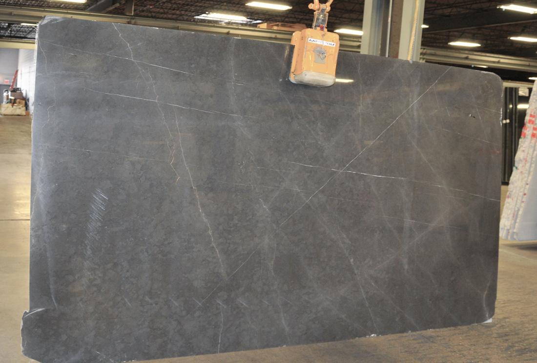 Grigio Piesantina 2cm Polished Grey Limestone Slabs