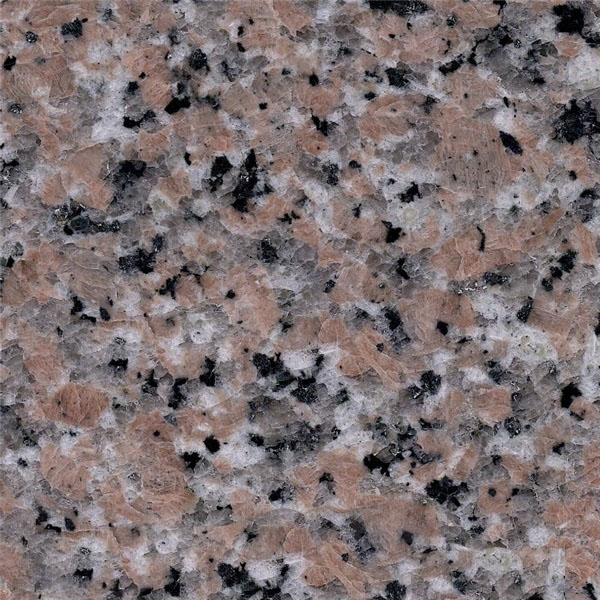 Guangning Multicolor Red Granite