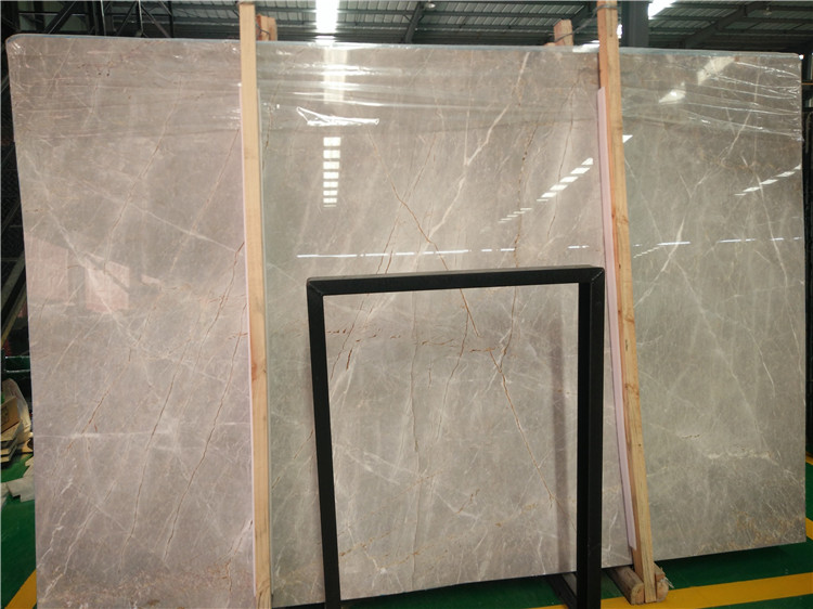 Guangxi Fior Dipesco Carnico Marble Slabs