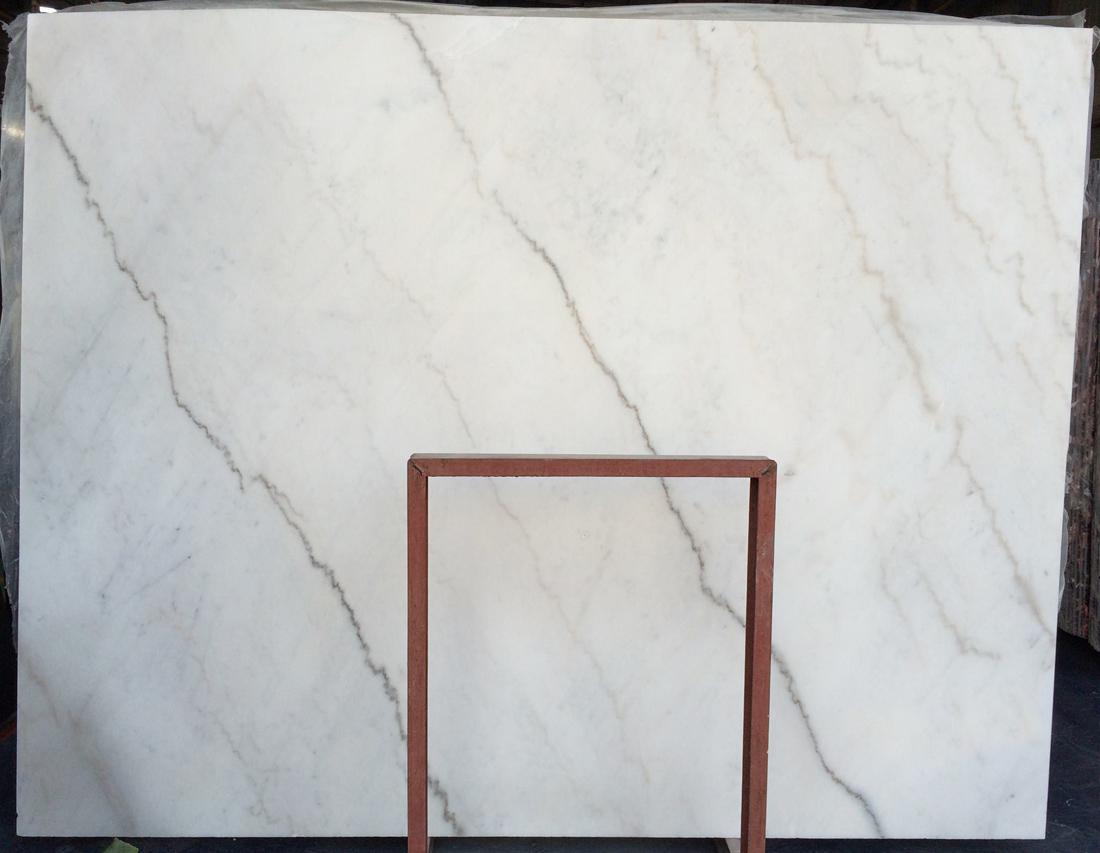Guangxi White Stone Slab Polished White Marble Slabs