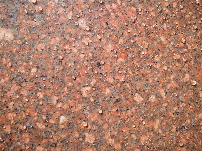Guangze Red Granite Color
