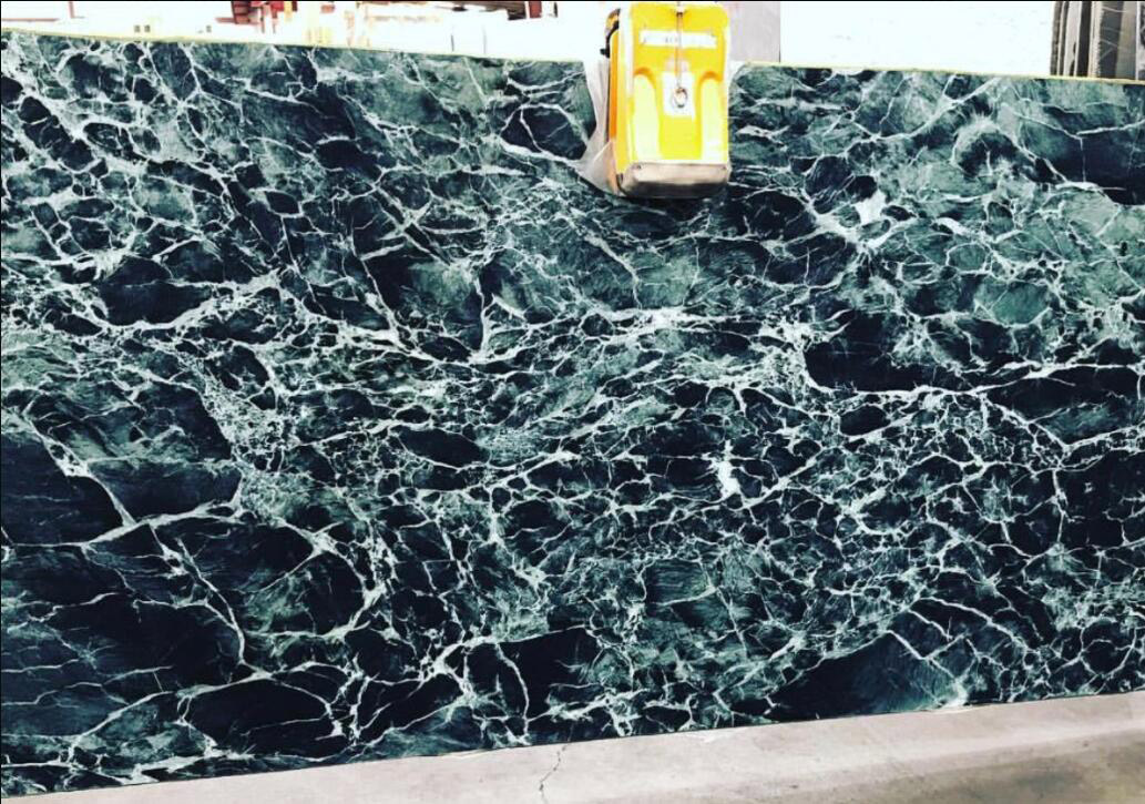 Guatemala Green Marble Slabs Top Quality Green Marble Stone Slabs
