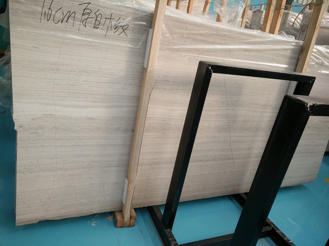 Guizhou Grey Wood Line Marble Chinese Grey Wood Marble Slabs