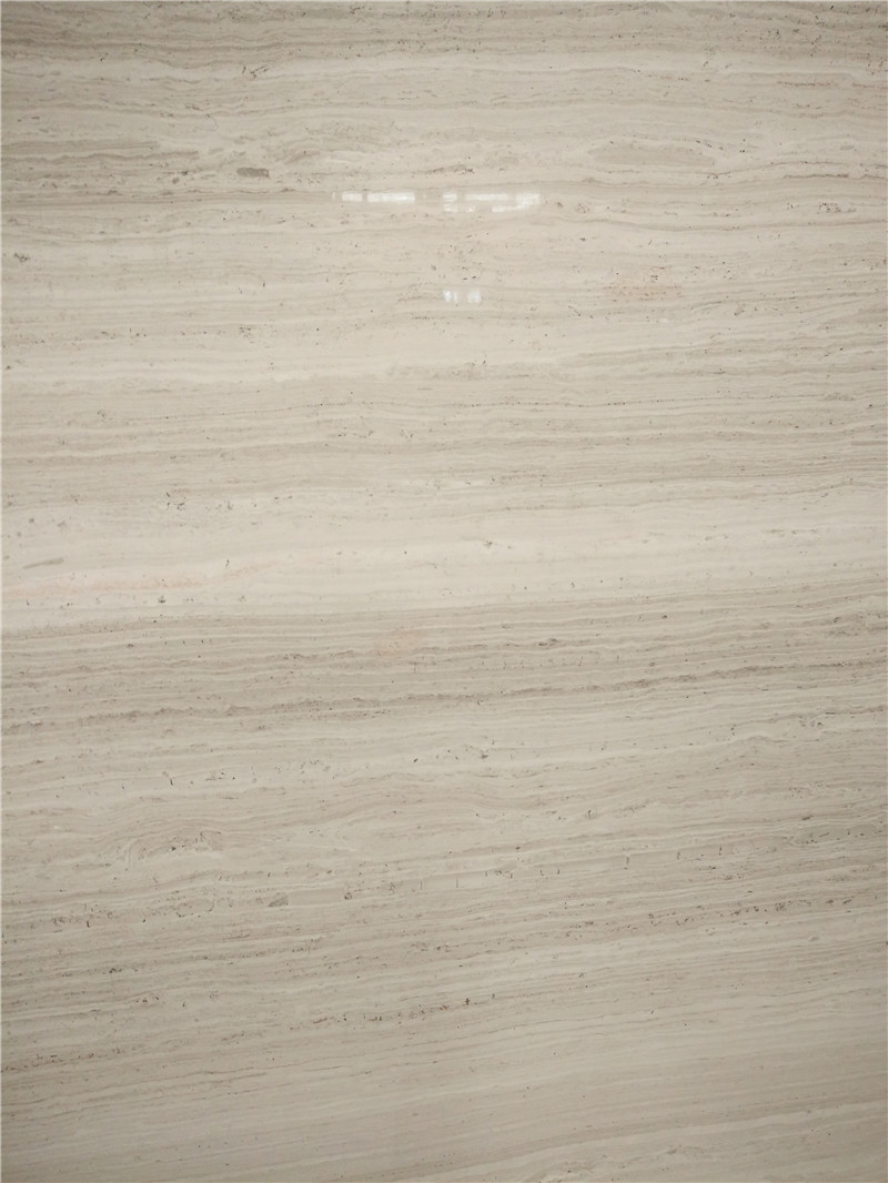 Guizhou White Wood Line Marble Color