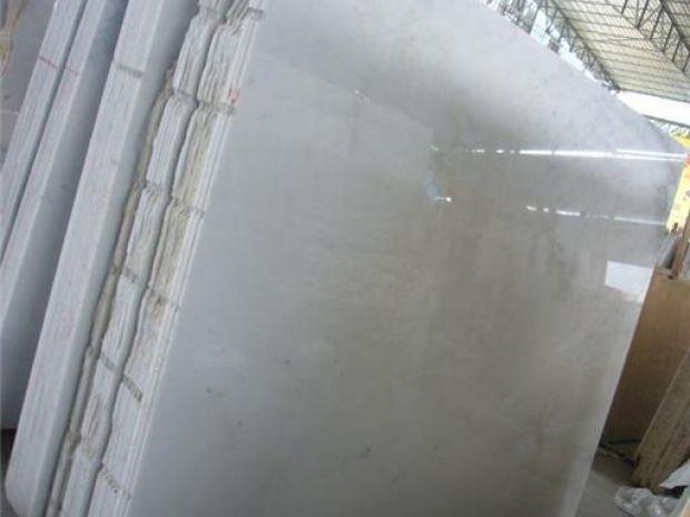 HANBAI WHITE MARBLE SLAB TILE