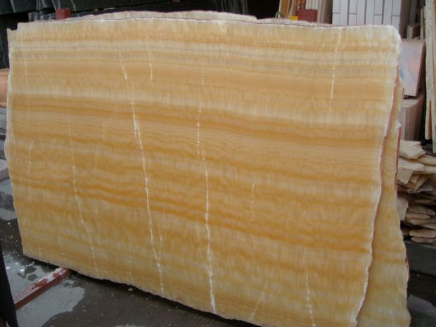 HONEY ONYX SLAB Onyx in Slabs