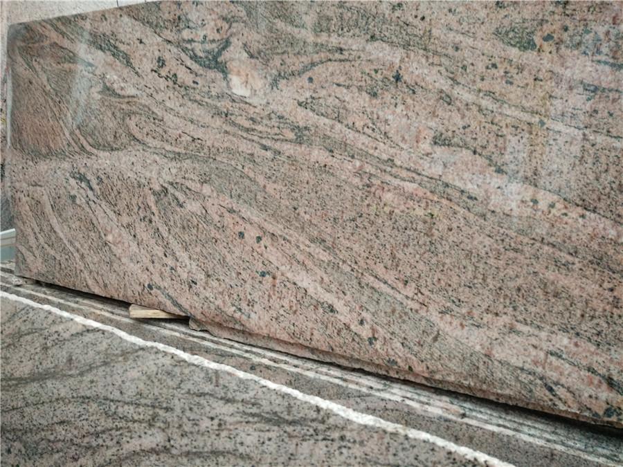 Hebei California Kenaf Granite Polished Pink Contertops