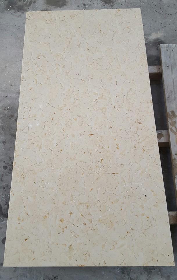 Hebron Cream Limestone Tiles Brushed Limestone Tiles