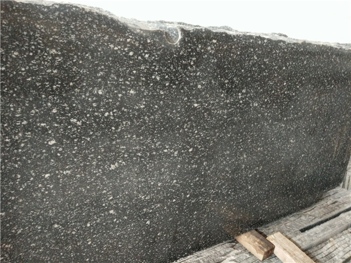 Henan Starry Sky Granite Black Granite Polished Countertops