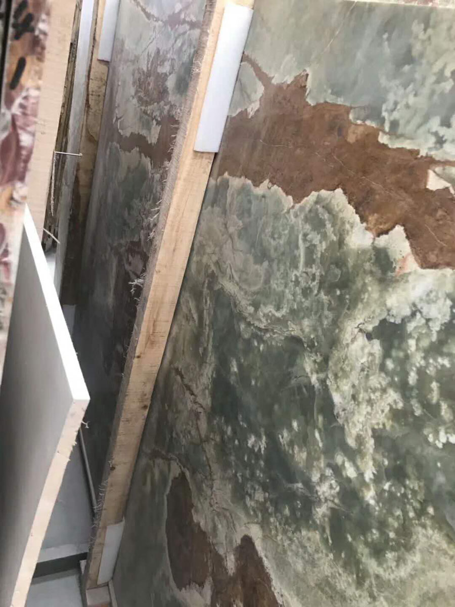 High Quality Ancient Jade Onyx Tiles Slabs