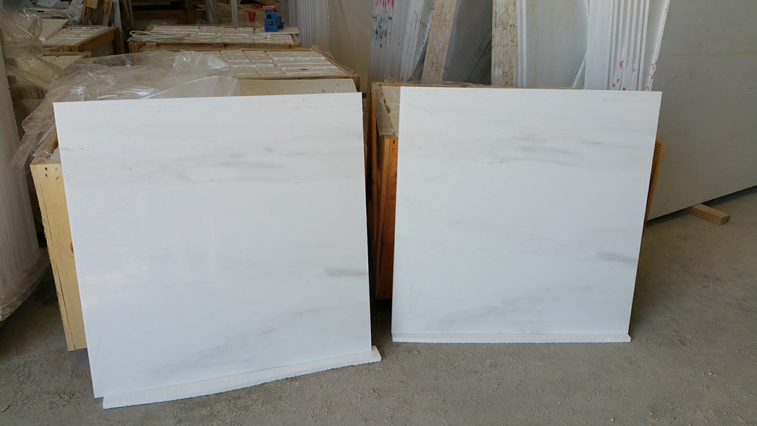 High Quality Arctic White Marble Tiles