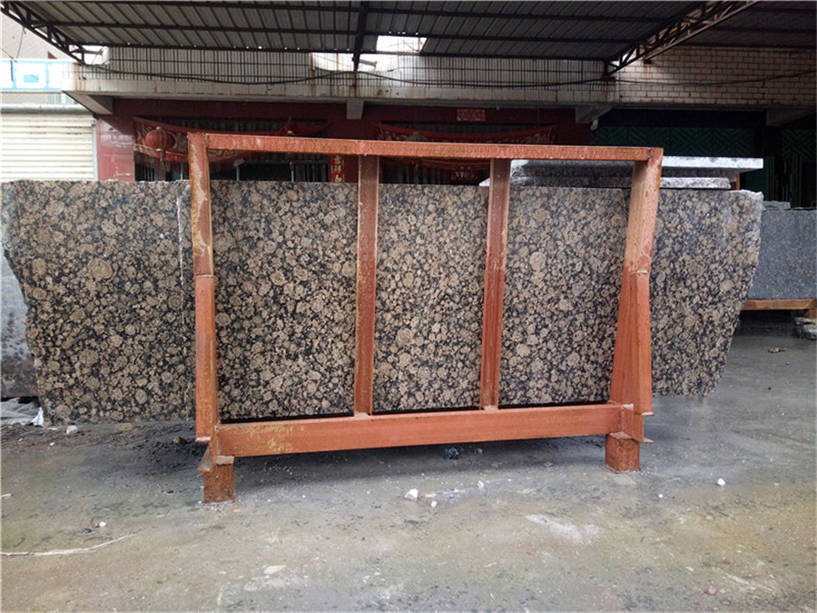 High Quality Baltic Brown Granite Countertops for Kitchen Tops