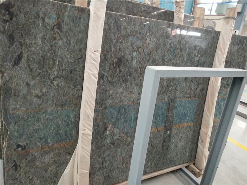 High Quality Blue Jade Granite Polished Slabs
