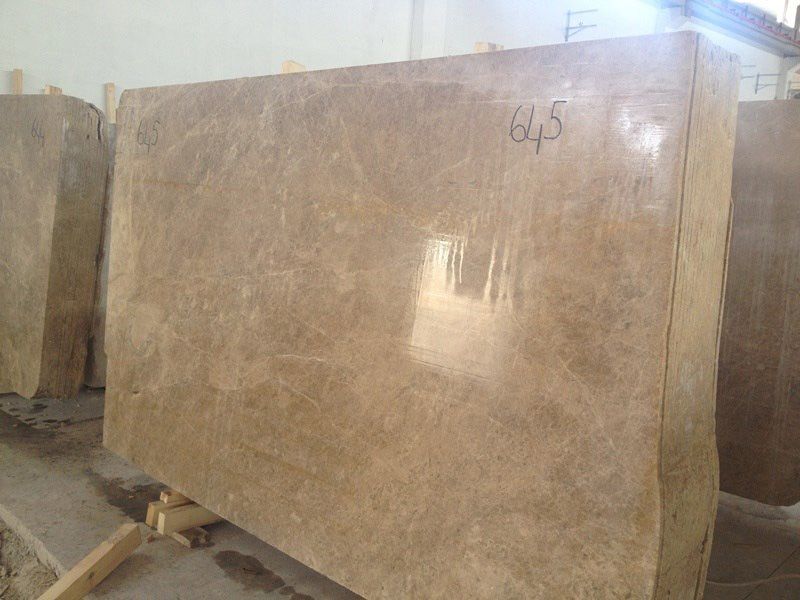High Quality Brown Emprador Marble Polished Slabs