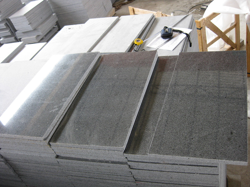 High Quality G654 Granite Polished Tiles