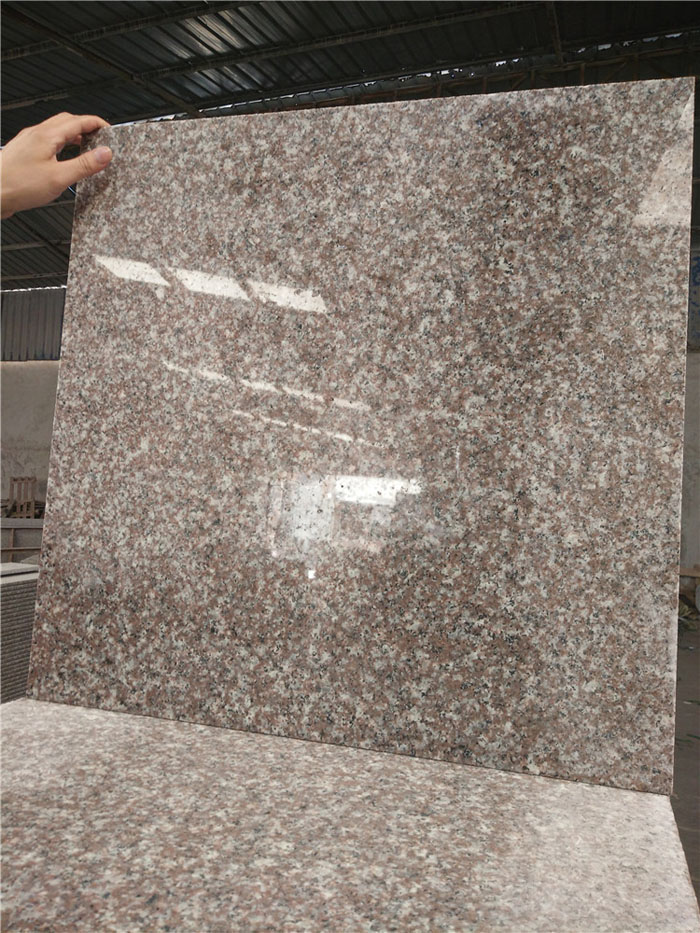 High Quality G664 Pink Granite Tiles