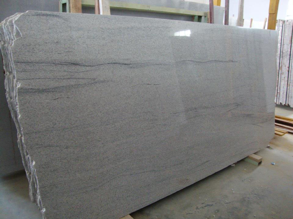 High Quality Imperial White Granite Slabs