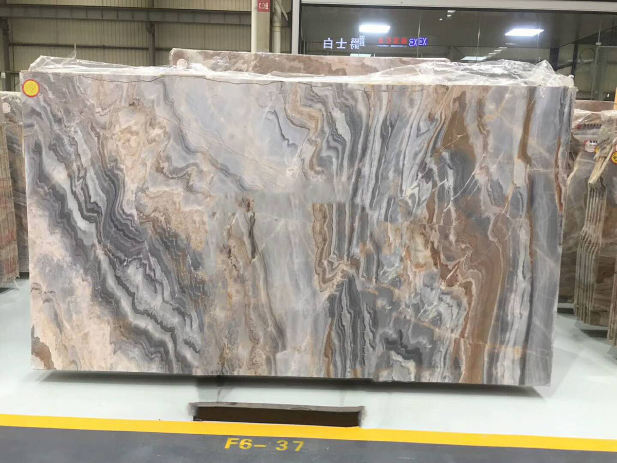 High Quality Impression Lafite Marble Slabs