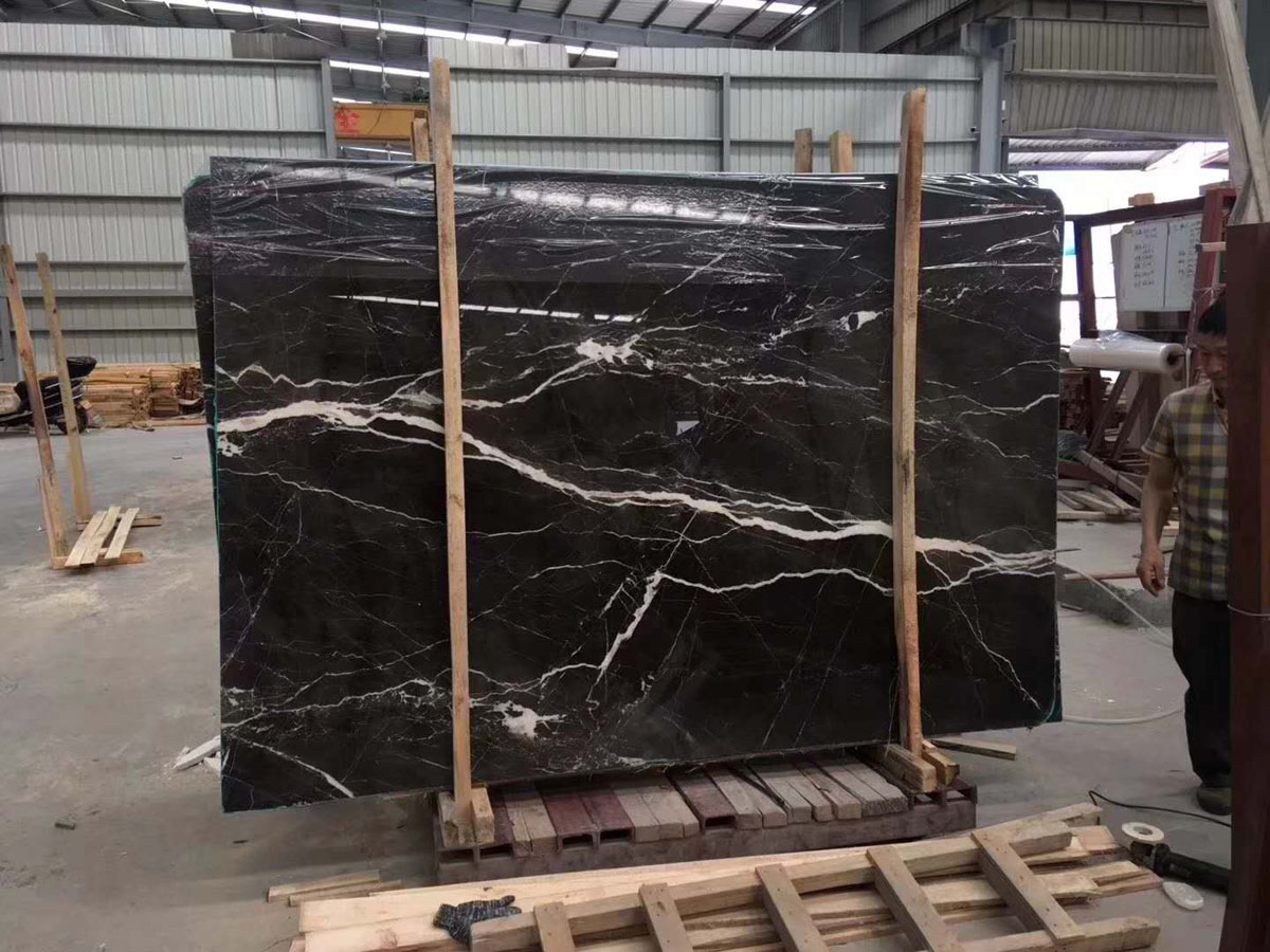 High Quality Lauren Platinum Marble Slabs