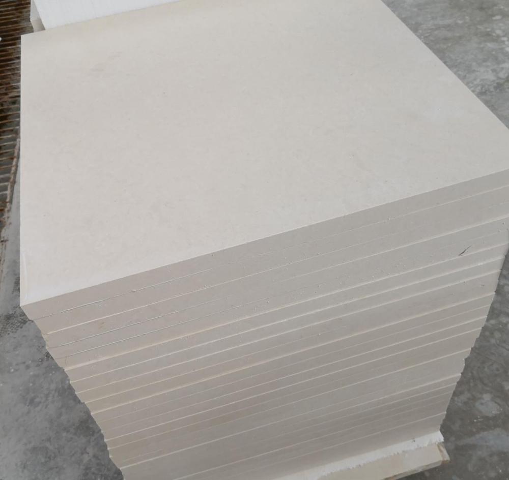 High Quality Limra White Limestone Flooring Tiles