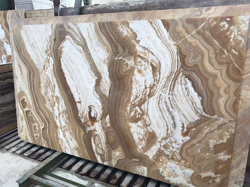 High Quality Mango Onyx Slabs