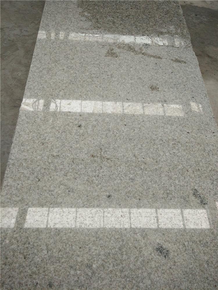 High Quality Platinum Sand White Granite Polished Countertops for Kitchen Tops