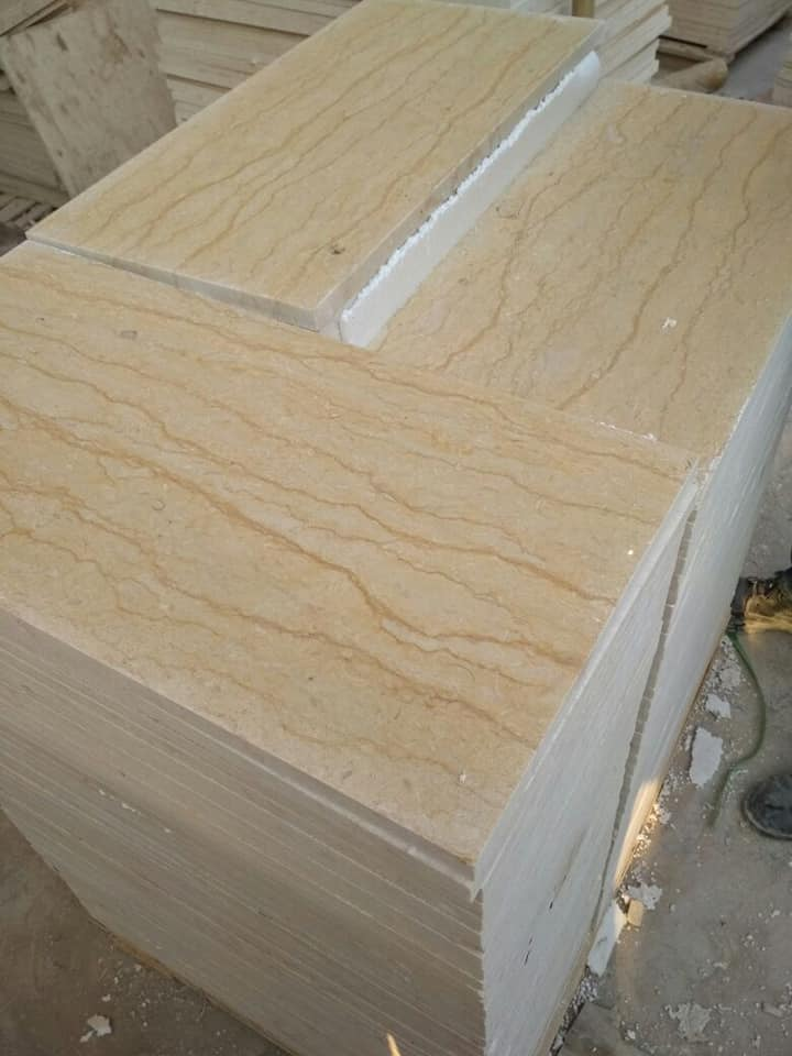 High Quality Silvia Marble Tiles Polished Marble Flooring Tiles