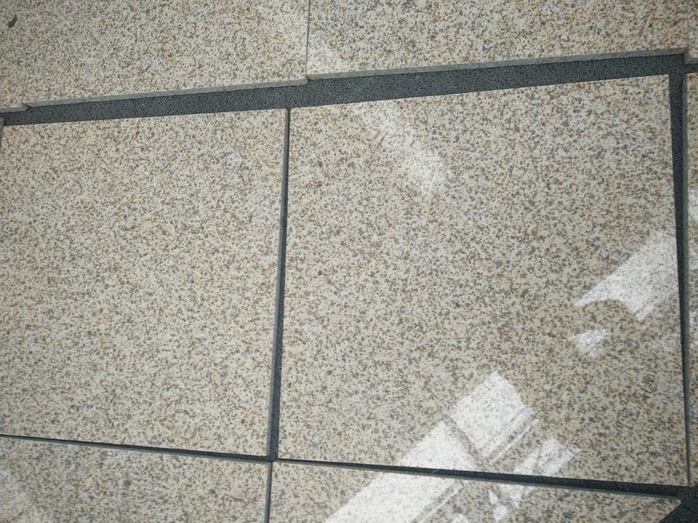 High Quality Suizhou Yellow Granite Tiles