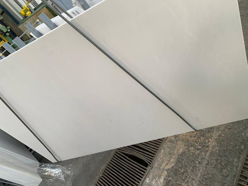High Quality Thassos Slabs White Polished Marble Slabs